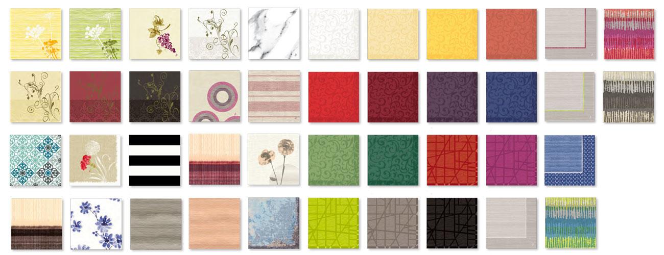 Tovaglioli-Dunilin,-40-x-40-cm,-design