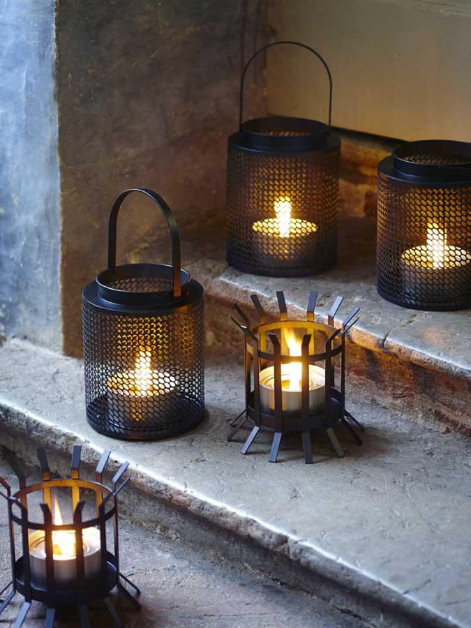 Candele e luci spazi aperti forniture service - Candele per esterno ...