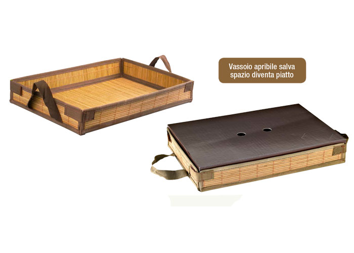 Vassoio-Bambu
